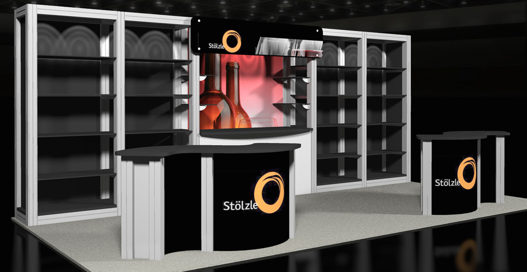 How to make your booth stand out on a budget voxx exhibits setting yourself apart at a trade show isnt easy with other vendors and booths trying to attract attendees within a limited space it can be challenging solutioingenieria Choice Image