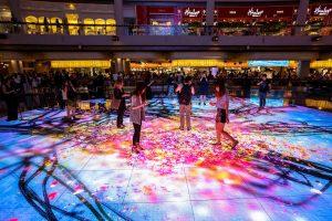 Digital Light Experiential