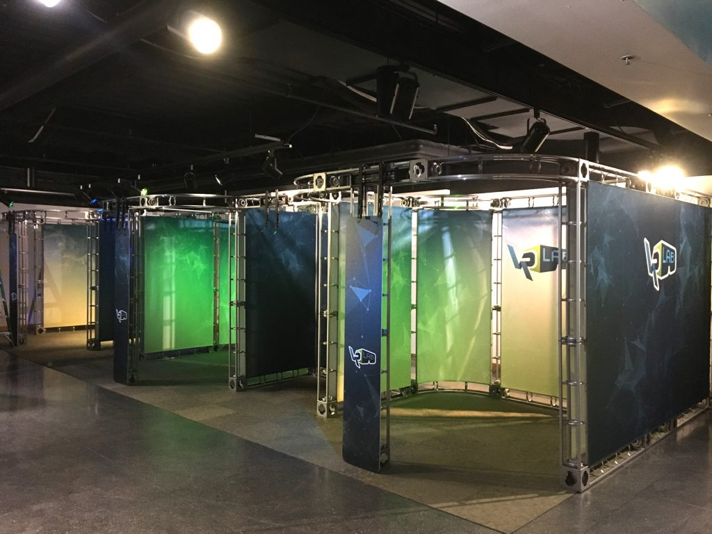Lafayette Science Museum - Virtual Reality Exhibit Design