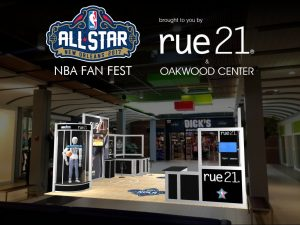 NBA All-Star Game, New Orleans | VOXX Exhibits